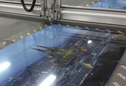Kunstdrucke – Produktion